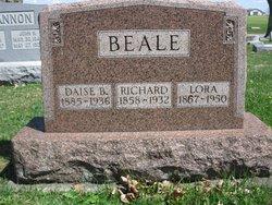 Lora <i>Barnes</i> Beale