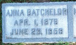 Anna <i>Stovall</i> Batchelor