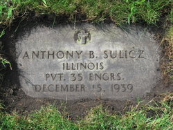 Anthony Sulicz