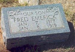 George Fredrick, Jr. EMERICK