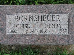 Henry E Bornsheuer