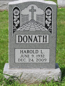 Harold Lawrence Larry Donath