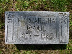 Margaretha <i>Stauss</i> Kaul