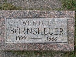 Wilbur E Cotton Bornsheuer