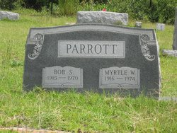 Bob Solomon Parrott