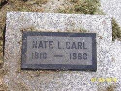 Nathaniel L Nate Carl