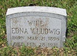 Edna Viola <i>Wolfe</i> Ludwig