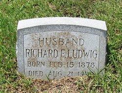 Richard F Ludwig