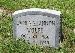 James Shannon Wolfe