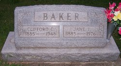 Jane I <i>Bird</i> Baker