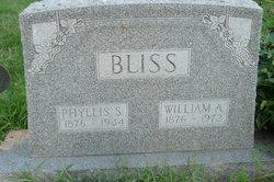 Phyllis S Bliss
