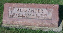 Don E. Alexander