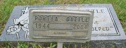 Portia L. Battle