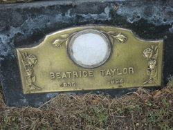 Taylor Beatrice
