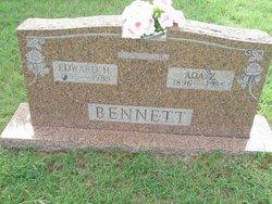 Ada Zenora <i>Dunagan</i> Bennett