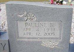 Pauline <i>Belcher</i> Lindsey