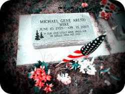 Michael Gene Mike Arend