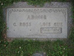 Lois <i>Gue</i> Adams