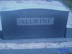 Mrs Annie Lee <i>Harris</i> Alewine