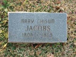 Mary C. Polly <i>Chisum</i> Jacobs