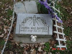 Donna Mae <i>Gahimer</i> Daniels