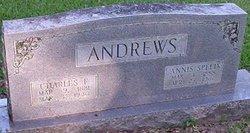 Annis <i>Speed</i> Andrews