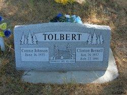 Connie Johnson Tolbert