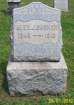 Alex J. Barker
