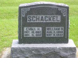 Emma H Schackel