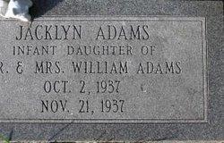 Jacklyn Adams