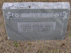 James David Akin