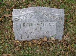 Ruth <i>Walling</i> Ash