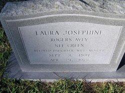 Laura Josephine <i>Green</i> Avey