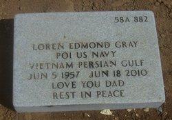 Loren Edmond Gray