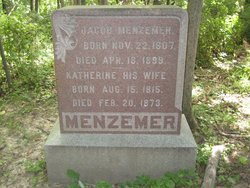Katherine <i>Kleinle</i> Menzemer
