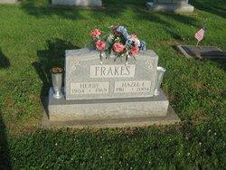 Hazel Irene <i>Marts</i> Frakes