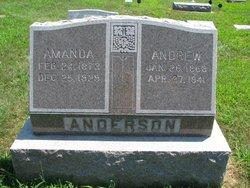 Amanda <i>Peterson</i> Anderson