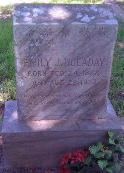 Emily Jane <i>House</i> Holaday