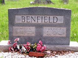 Louise T Benfield