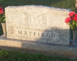 A Ivalene <i>Tannehill</i> Mayfield
