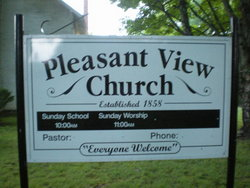 Pleasant View Church of the Brethern Cemetery