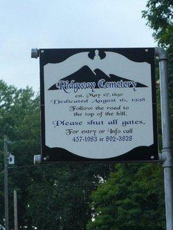 Ridgway Cemetery