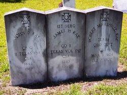 Pvt John B. Kay