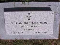 William Frederick Mein