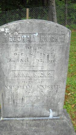 Anna <i>Hicks</i> Knight