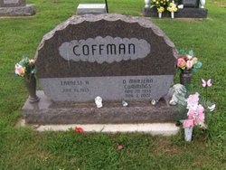 Doris Marjean <i>Cummings</i> Coffman