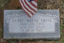 Henry Wayne Smith