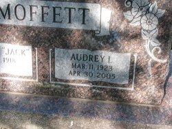 Audrey L. <i>Drage</i> Moffett