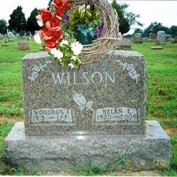 Helen L. <i>Danner</i> Wilson