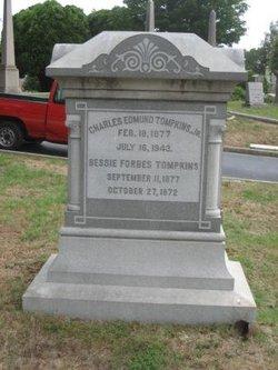 Charles Edmund Tompkins, Jr
